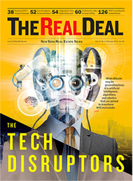 Ari Teman featured on The Real Deal cover